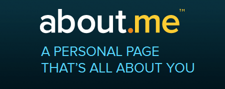 about.me Page